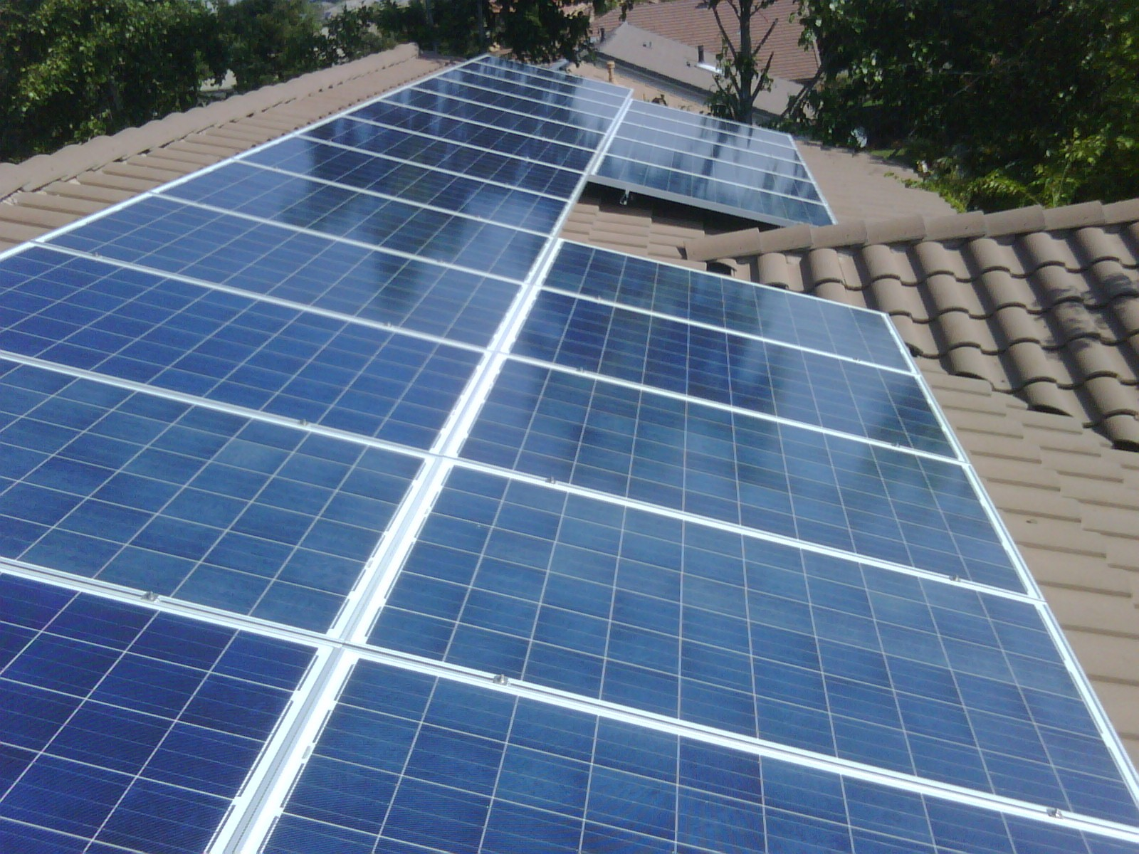 Solar Electric Systems