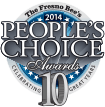 The Fresno Bee's 2014 People's Choice Awards