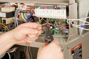 HVAC-wires